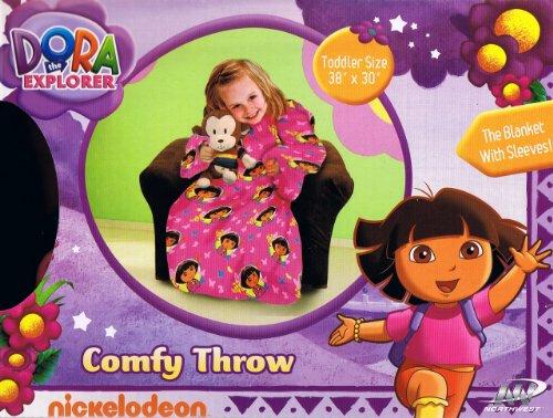 Dora toddler bed