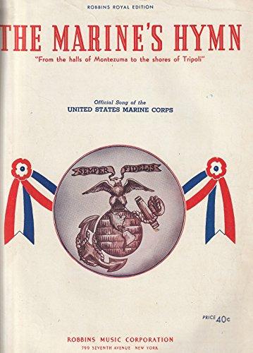 The Marine's Hymn ()