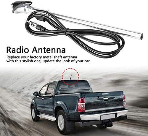 Antenna per auto 1 PC di Antenna Radio di ricambio Antenna di protezione per Toyota Hilux 1989-1997.