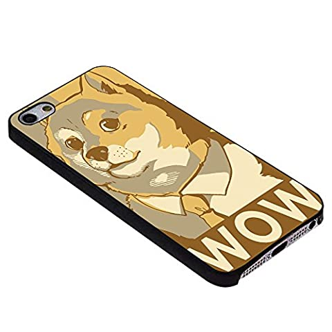 Doge WOW for Iphone Case (iPhone 6 black) (Doge Phone Cover)