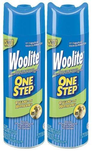 Woolite One Step Foam Carpet Cleaner - 22 oz - 2 pk by Woolite ()
