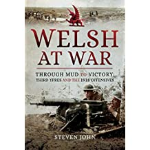 The Welsh at War: Through Mud to Victory: Third Ypres and the 1918 Offensives