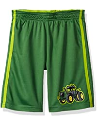 Big Boys' Athletic Tractor Short