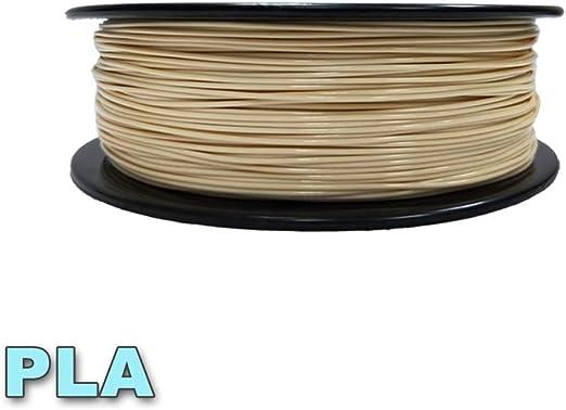 WSHZ Filamento ABS 1.75 mm, Paquete de filamento PLA, precisión ...