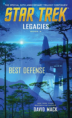 Legacies #2: Best Defense (Star Trek: The Original - Wipe Gamma