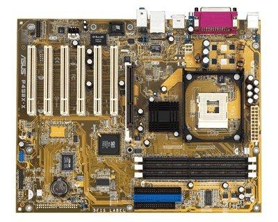 P4S8X-MX Micro ATX Socket 478 Motherboard (Motherboard 478 Socket Asus)