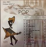 THMP 0307 POP Karaoke CDG JULY 2003 Multiplex CD