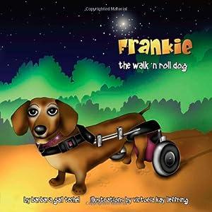 Frankie, the Walk 'N Roll Dog