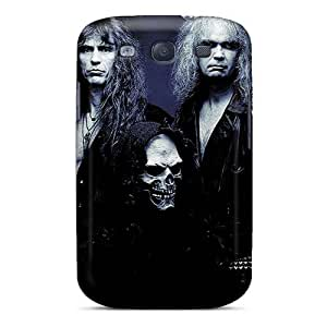 Samsung Galaxy S3 XDx18784GErs Customized High-definition Grave Band Series Scratch Resistant Hard Phone Covers -JohnPrimeauMaurice