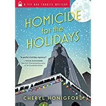 Homicide for the Holidays (Viv and Charlie Mystery Book 2)