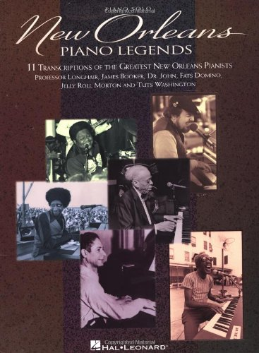 New Orleans Piano Legends ()
