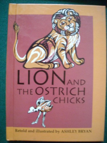 Lion and the ostrich chicks, and other African folk ()