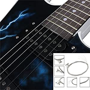 paleo irin e101 guitar strings for electric guitar toys games. Black Bedroom Furniture Sets. Home Design Ideas