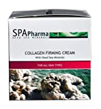 Spa Pharma Dead Sea Minerals Collagen Firming Cream for All Skin Types