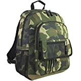 Eastsport Tech Backpack, Camo