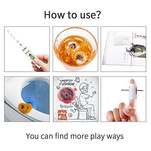 Mealivos Classic Practical Jokes and Prank kit