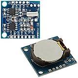 Modulo Reloj DS1307 RTC con Pila I2C para Arduino Micro Pic Bateria Tiempo Real