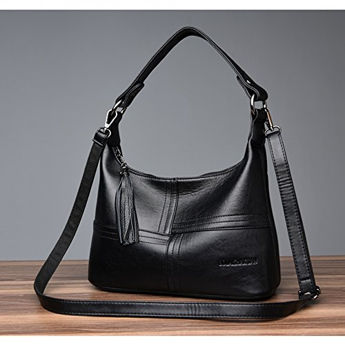 New Zq Casual Shoulder Messenger aged Man Middle 2018 Bags Old Summer Bag Female qCXxC5tw