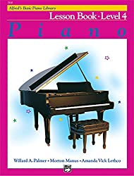 Alfred's Basic Piano Course Lesson Book, Bk 4 (Alfred's Basic Piano Library)