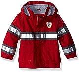 London Fog Baby Fireman Rain Slicker, Red, 12
