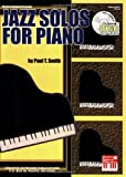Jazz Solos for Piano, Paul Smith, 0786651059