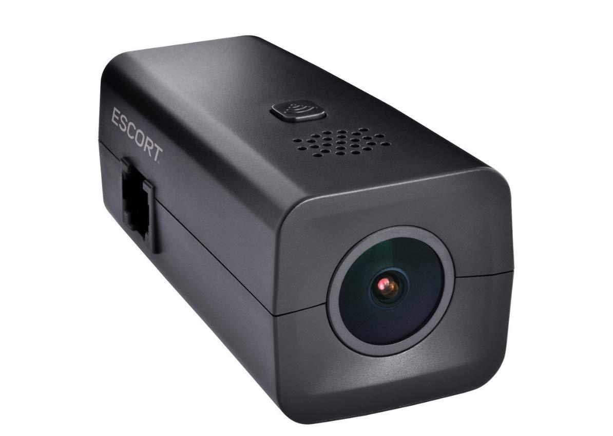 ESCORT M1 Dash Cam - Full HD Video, iPhone/Android Compatible, Loop Recording, G-Sensor by Escort