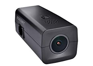 ESCORT M1 Dash Cam - Full HD Video, iPhone/Android Compatible, Loop Recording, G-Sensor