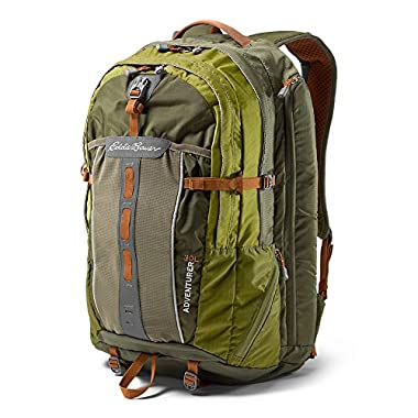 Eddie Bauer Unisex-Adult Adventurer Backpack, Maple ONESZE