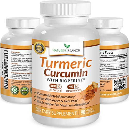 STRENGTH Turmeric BioPerine Inflammation Supplement product image