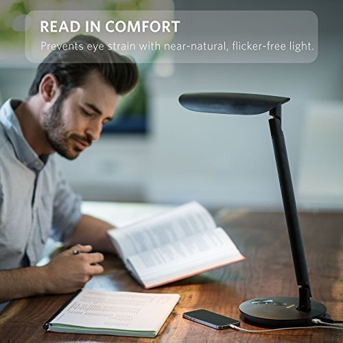 Anker Lumos E1 Led Desk Lamp Dimmable Table Lamp With 2