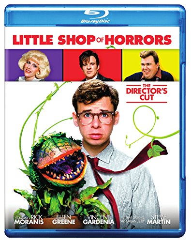 Halloween Movie Bloopers (Little Shop of Horrors: The Director's Cut + Theatrical (BD))