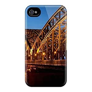 Hot Style ApG27020uCZp Protective Cases Covers For Iphone6(cathedral Hohenzollern Bridge Germany)