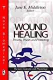 img - for Wound Healing: Process, Phases, and Promoting (Human Anatomy and Physiology) book / textbook / text book