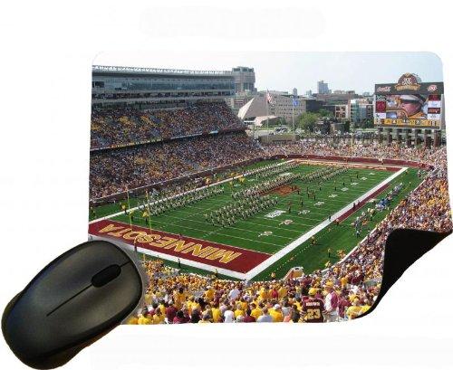 Eclipse Gift Ideas Stadium Tcf Bank Stadium   Minnesota Golden Gophers College Football   Mouse Mat   Pad