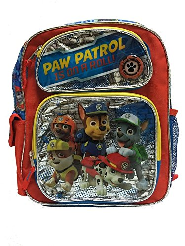 Patrol Roll Inches Toddler Backpack product image