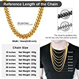 18K Gold Chain Necklace Customized Name Necklace