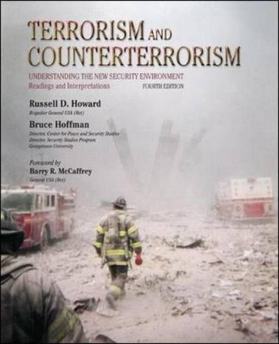 Terrorism and Counterterrorism: Understanding the New Security Environment, Readings and Interpretations (Mcgraw-hill Co