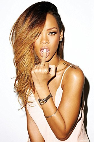Buy rihanna poster canvas