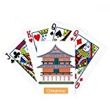 beatChong Taiwan Attractions Chikaniou Travel Poker Playing Card Tabletop Board Game Gift