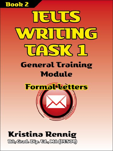 Amazon ielts writng task 1 general training module formal ielts writng task 1 general training module formal letters book 2 by spiritdancerdesigns Image collections