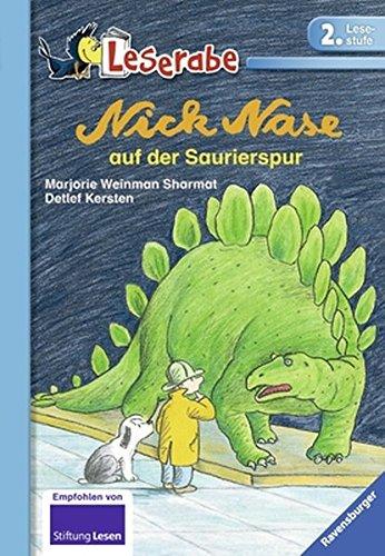 Leserabe: Nick Nase auf der Saurierspur (Leserabe - Schulausgabe in Broschur)