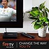 Amazon Fire TV + HD Antenna Bundle