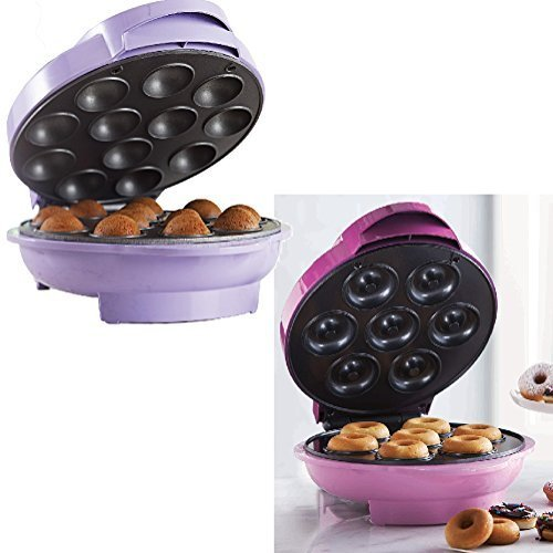 Brentwood Appliances Tasty Treat Gift Set- Mini Donut and Ca