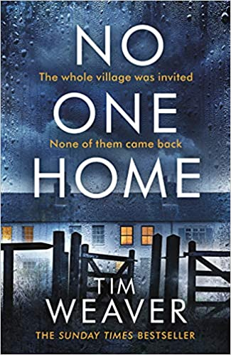No One Home Book Cover