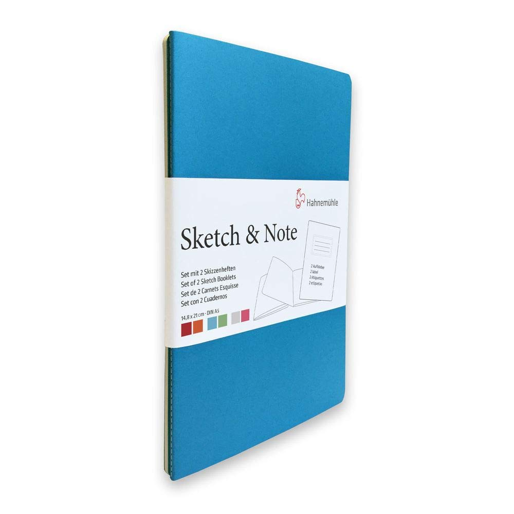 Hahnemuhle Sketch brochures A5 ou A4
