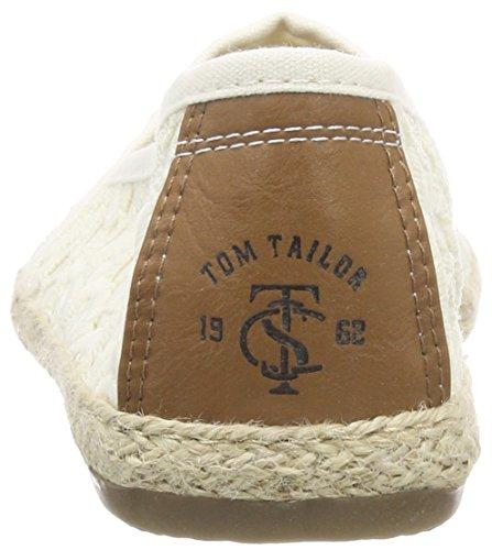 4892013 Donna Tom Cream Tailor Espadrillas Beige F7wTx6