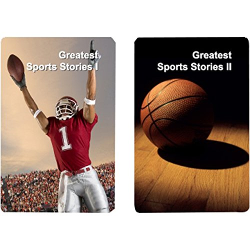 Finders Forum Playing Cards - Greatest Sports Stories (Playing Cards Story)