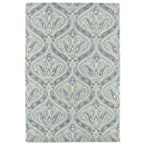 Kaleen Rugs Melange Collection MLG02-56 Spa Hand Tufted 9' x 12' Rug