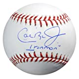 "Cal Ripken Jr. Autographed Official MLB Baseball Baltimore Orioles ""Ironman"" PSA/DNA Stock #61661"