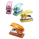 Baumgartens Mini Hole Punch, Bundle of 4